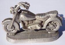 Pewter Micro Motorcycle 1994 BKS