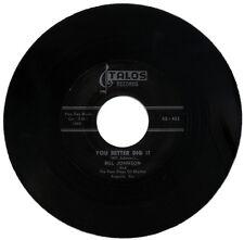 """Bill Johnson y los cuatro pasos de ritmo """"mejor Dig"""" R&B"""