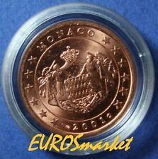 Ek // 2 Cent MONACO 2001