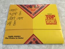 Highlights Top Secret Adventures Case #62391 The Pickle In Delhi India
