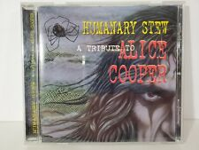 Alice Cooper Tribute CD - Humanary Stew - Various Artists
