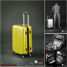 HOT FIGURE TOYS 1/6 TITTOYS multi function - Travel rod box NO:SF009 YELLOW