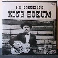 CW STONEKING 'King Hokum' Vinyl LP (Oz Blues) NEW & SEALED