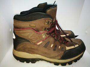 Adverturidge  brown walking ankle boots size uk 11