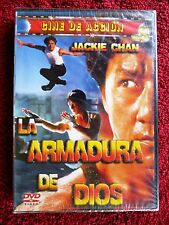 LA ARMADURA DE DIOS - Jackie Chan - Precintada