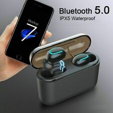 Mini Wireless Bluetooth Earphones Headphones Earbuds Ear Pods Earpiece