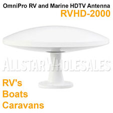 New Lava RVHD 2000 OmniPro RV and Marine Over the Air HDTV Antenna UHF VHF
