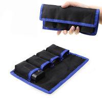 Waterproof Camera Li-ion Battery Bag Case Pouch For LP-E6 LP-E8 NP-FW50 EN-EL14