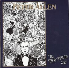 PETER ALLEN The Boy From cd