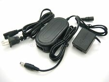 8.4V 2A AC Adapter Power Supply For Panasonic DMW-AC8 + DMW-DCC3 DC Coupler new