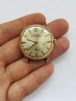 VINTAGE FLICA ANCRE 15 RUBIS ANTIMAGNETIC SWISS MADE WIND UP WATCH WORKING