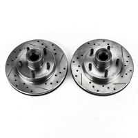 Powerstop Brake Discs 2-Wheel Set Rear Driver or Passenger Side New AR82193XPR
