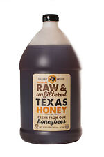 Raw, Unfiltered, Unpasteurized Texas Honey by Desert Creek Honey 12lbs, 1