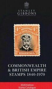 Stanley Gibbons 2020 PDF Stamp Catalog Commonwealth & British Empire 1840-1970