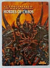 Warhammer Hordes of Chaos 5th Edition Army Book AoS (paperback, 2002) - OOP