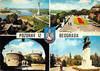 B40892 Belgrade multiviews  beograd serbia