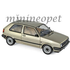 NOREV 188519 1988 VW VOLKSWAGEN GOLF CL 1/18 DIECAST MODEL CAR BEIGE METALLIC