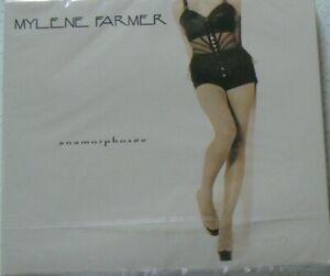 ANAMORPHOSEE - FARMER MYLENE (CD Digipack) NEUF SCELLE