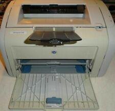 HP Laserjet 1018 Laser Printer With Toner WARRANTY