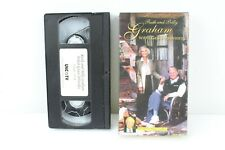 Ruth and Billy Graham What Grace Provides VHS Walter Cronkite, Narrator
