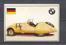 BMW 328 GP Sport Vintage Dutch Super Start Classics Trading Card No. 73