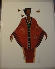 Emerging Spirit II . Printers Proof Edition WC Giclée by Albert Fennell . #ab110