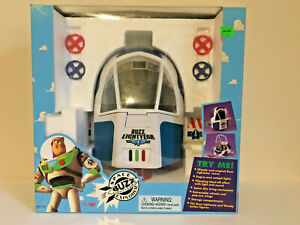 Vintage 1996 Buzz Lightyear's Space Explorer Space Ship (New Old Stock)