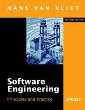 Software Engineering: Principles and Practice, 2nd Edition by van Vliet, Hans