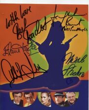 Casino Royale Photo Signed by 5 - RARE!! - C913