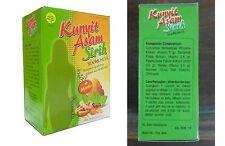 Sido Muncul Kunyit Asam Sirih Turmeric Tamarind Lemongrass Herbal Drink Herbs