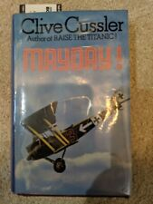 MAYDAY! UK/1st Edition SIGNED by Clive Cussler - Severn House