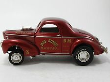 Road Signature 1941 Willys Gasser Big John Mazmanian 1:18 Scale Diecast Car