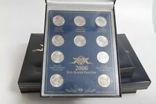 2006 US Mint Uncirculated State Quarters Territories Proof Set Aftermarket pack