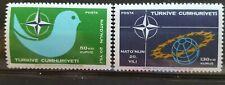 TURKEY / TURKIJE 1969 EUROPA MI.NR. 2120-21 MINT.N.H.