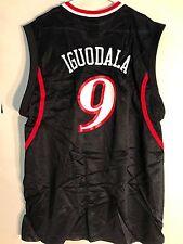 Adidas NBA Jersey Philadelphia 76ers Andre Iguodala Black sz 2X