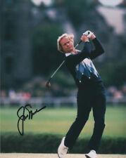 Jack Nicklaus PGA Tour British Open SIGNED 8x10 Photo COA!
