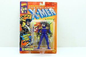 1993 ToyBix Uncanny X-Men 5th Edition WOLVERINE Blue Version Figure NEW