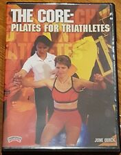 The core Pilates for triathletes workout dvd June quick