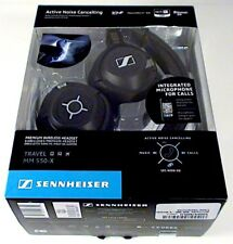 SENNHEISER MM 550-X Bluetooth Noise Cancelling Travel Headphones NEW & GENUINE