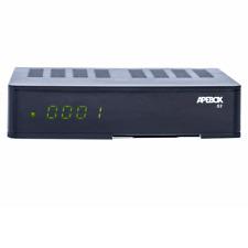 Apebox S2 WiFi Full HD H.265 Satelliten Receiver mit USB, LAN und Kartenleser