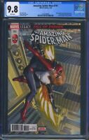 Amazing Spider-Man 791 (Marvel) CGC 9.8 White Pages Alex Ross cover