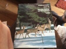 Forestry Commission Bulletin No 105 Roe Deer Biology and Management