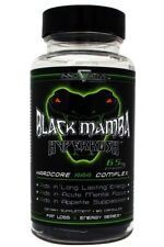 Single Innovative Black Mamba Extreme Fat Burner FAST FREE SAME DAY SHIPPING