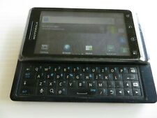 Motorola Droid 2 - 8GB - Black (Verizon) Smartphone Very Good - Excellent Screen