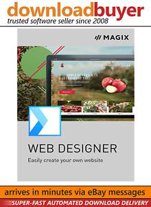 MAGIX Xara Web Designer 18 - [Download]
