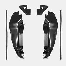 Mopar A Body 67-69 Barracuda Inner Fender Splash Shields AMD DMT