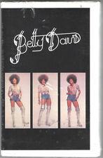 Betty Davis s/t Betty Davis album - Cassette Tape Numbered MILES - SEXY FUNK NEW