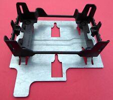 DELL OPTIPLEX GX280 HEATSINK & FAN MOUNTING BRACKET, METAL BASE, SCREWS - USED