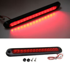 25 cm Rot 15 LED Bremslicht hinten Bremse 10-30V Anhänger Lkw Pickup Wasserdicht