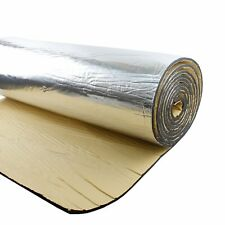 Car Heat Insulation Shield with Adhesive Layer - Sound Proof Material 50